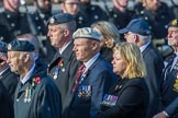 SSAFA, the Armed Forces Charity (Group F3, 53 members) during the Royal British Legion March Past on Remembrance Sunday at the Cenotaph, Whitehall, Westminster, London, 11 November 2018, 11:50.