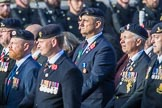 Help for Heroes (Group F4, 100 members) during the Royal British Legion March Past on Remembrance Sunday at the Cenotaph, Whitehall, Westminster, London, 11 November 2018, 11:50.