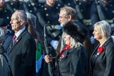 The Monte Cassino Society (Group F6, 29 members) during the Royal British Legion March Past on Remembrance Sunday at the Cenotaph, Whitehall, Westminster, London, 11 November 2018, 11:50.