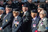 Arborfield Old Boys Association (Group B26, 29 members) during the Royal British Legion March Past on Remembrance Sunday at the Cenotaph, Whitehall, Westminster, London, 11 November 2018, 12:11.