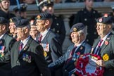 50 FD SQN (CONST) Royal Engineers (Group B30, 35 members) during the Royal British Legion March Past on Remembrance Sunday at the Cenotaph, Whitehall, Westminster, London, 11 November 2018, 12:12.