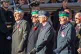 Federation of Royal Air Force Apprentices and Boy Entrants (Group C20, 68 members) during the Royal British Legion March Past on Remembrance Sunday at the Cenotaph, Whitehall, Westminster, London, 11 November 2018, 12:17.
