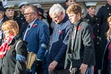 Toc H (Group M5, 18 members) during the Royal British Legion March Past on Remembrance Sunday at the Cenotaph, Whitehall, Westminster, London, 11 November 2018, 12:25.