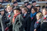 PDSA (Group M21, 36 members) during the Royal British Legion March Past on Remembrance Sunday at the Cenotaph, Whitehall, Westminster, London, 11 November 2018, 12:27.