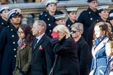 Shot at Dawn Pardons Campaign (Group M28, 24 members) during the Royal British Legion March Past on Remembrance Sunday at the Cenotaph, Whitehall, Westminster, London, 11 November 2018, 12:28.