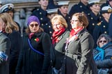 National Association of Round Tables (Group M30, 24 members) during the Royal British Legion March Past on Remembrance Sunday at the Cenotaph, Whitehall, Westminster, London, 11 November 2018, 12:28.