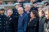 Rotary International (Group M32, 24 members) during the Royal British Legion March Past on Remembrance Sunday at the Cenotaph, Whitehall, Westminster, London, 11 November 2018, 12:28.