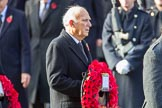 TheRtHonVinceCableMP(LeaderoftheLiberalDemocrats) with his wreath during Remembrance Sunday Cenotaph Ceremony 2018 at Horse Guards Parade, Westminster, London, 11 November 2018, 10:55.