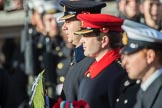 ??? during the Remembrance Sunday Cenotaph Ceremony 2018 at Horse Guards Parade, Westminster, London, 11 November 2018, 11:03.