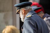 HRH Prince Michael of Kent at the Cenotaph during the Remembrance Sunday Cenotaph Ceremony 2018 at Horse Guards Parade, Westminster, London, 11 November 2018, 11:07.