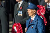 ??? as representatives of London Transport during the Remembrance Sunday Cenotaph Ceremony 2018 at Horse Guards Parade, Westminster, London, 11 November 2018, 11:28.