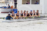 Henley Royal Regatta 2012 (Thursday): Race 16, Thames Challenge Cup:  Royal Chester Rowing Club (42, Bucks) v City of Cambridge Rowing Club 'B'  (307, Berks). River Thames beteen Henley-on-Thames and Remenham/Temple Island , Henley-on-Thames, Oxfordshire, United Kingdom, on 28 June 2012 at 10:36, image #112