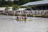 Henley Royal Regatta 2012 (Thursday): Race 18, Visitor's Challenge Cup:  Ruderverein Wiking Linz und Wiener Ruderclub LIA, Austria. (208, Bucks) v London Rowing Club  (199, Berks). River Thames beteen Henley-on-Thames and Remenham/Temple Island , Henley-on-Thames, Oxfordshire, United Kingdom, on 28 June 2012 at 10:46, image #121