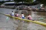 Henley Royal Regatta 2012 (Thursday). River Thames beteen Henley-on-Thames and Remenham/Temple Island , Henley-on-Thames, Oxfordshire, United Kingdom, on 28 June 2012 at 10:46, image #124