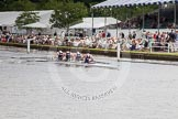 Henley Royal Regatta 2012 (Thursday): Race 19, Britannia Challenge Cup:  Henley Rowing Club (347, Bucks) v London Rowing Club  (349, Berks). River Thames beteen Henley-on-Thames and Remenham/Temple Island , Henley-on-Thames, Oxfordshire, United Kingdom, on 28 June 2012 at 10:50, image #128