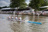 Henley Royal Regatta 2012 (Thursday): Race 19, Britannia Challenge Cup:  Henley Rowing Club (347, Bucks) v London Rowing Club  (349, Berks). River Thames beteen Henley-on-Thames and Remenham/Temple Island , Henley-on-Thames, Oxfordshire, United Kingdom, on 28 June 2012 at 10:51, image #131