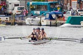 Henley Royal Regatta 2012 (Thursday): Race 19, Britannia Challenge Cup:  Henley Rowing Club (347, Bucks) v London Rowing Club  (349, Berks). River Thames beteen Henley-on-Thames and Remenham/Temple Island , Henley-on-Thames, Oxfordshire, United Kingdom, on 28 June 2012 at 10:51, image #133