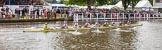 Henley Royal Regatta 2012 (Thursday): Race 22, Remenham Challenge Cup:  Newcastle University (177, Bucks) v Muenchener Ruderclub von 1880 e.V. und Huerther Rudergesellschaft, Germany  (175, Berks). River Thames beteen Henley-on-Thames and Remenham/Temple Island , Henley-on-Thames, Oxfordshire, United Kingdom, on 28 June 2012 at 11:12, image #154