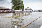 Henley Royal Regatta 2012 (Thursday): Race 31, Thames Challenge Cup:  London Rowing Club (28, Bucks) v Kingston Rowing Club  (25, Berks). River Thames beteen Henley-on-Thames and Remenham/Temple Island , Henley-on-Thames, Oxfordshire, United Kingdom, on 28 June 2012 at 12:04, image #219