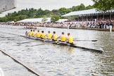 Henley Royal Regatta 2012 (Thursday): Race 32, Princess Elizabeth Challenge Cup:  Hampton School (137, Bucks) v Groton School, U.S.A.  (136, Berks). River Thames beteen Henley-on-Thames and Remenham/Temple Island , Henley-on-Thames, Oxfordshire, United Kingdom, on 28 June 2012 at 12:10, image #227