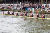 Henley Royal Regatta 2012 (Thursday): Race 32, Princess Elizabeth Challenge Cup:  Hampton School (137, Bucks) v Groton School, U.S.A.  (136, Berks). River Thames beteen Henley-on-Thames and Remenham/Temple Island , Henley-on-Thames, Oxfordshire, United Kingdom, on 28 June 2012 at 12:10, image #228