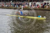 Henley Royal Regatta 2012 (Thursday): Race 35, Diamond Challenge Sculls:  Cambridge Boat Club (456, Bucks) v Koninklijke Roei en Nautische Sport Oostende, Belgium (458, Berks). River Thames beteen Henley-on-Thames and Remenham/Temple Island , Henley-on-Thames, Oxfordshire, United Kingdom, on 28 June 2012 at 12:28, image #249