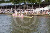 Henley Royal Regatta 2012 (Thursday): Race 54, Fawley Challenge Cup:  Melbourne Grammar School, Australia (308, Bucks) v Westminster School (327, Berks). River Thames beteen Henley-on-Thames and Remenham/Temple Island , Henley-on-Thames, Oxfordshire, United Kingdom, on 28 June 2012 at 15:53, image #392