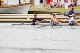 Henley Royal Regatta 2013, Thursday. River Thames between Henley and Temple Island, Henley-on-Thames, Berkshire, United Kingdom, on 04 July 2013 at 09:04, image #13