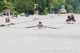 Henley Royal Regatta 2013, Thursday. River Thames between Henley and Temple Island, Henley-on-Thames, Berkshire, United Kingdom, on 04 July 2013 at 09:22, image #31