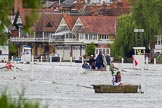 Henley Royal Regatta 2013, Thursday. River Thames between Henley and Temple Island, Henley-on-Thames, Berkshire, United Kingdom, on 04 July 2013 at 09:51, image #37