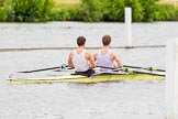 Henley Royal Regatta 2013, Thursday. River Thames between Henley and Temple Island, Henley-on-Thames, Berkshire, United Kingdom, on 04 July 2013 at 09:57, image #42