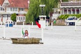 Henley Royal Regatta 2013, Thursday. River Thames between Henley and Temple Island, Henley-on-Thames, Berkshire, United Kingdom, on 04 July 2013 at 10:02, image #47