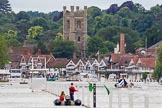 Henley Royal Regatta 2013, Thursday. River Thames between Henley and Temple Island, Henley-on-Thames, Berkshire, United Kingdom, on 04 July 2013 at 10:33, image #60