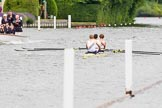 Henley Royal Regatta 2013, Thursday. River Thames between Henley and Temple Island, Henley-on-Thames, Berkshire, United Kingdom, on 04 July 2013 at 11:11, image #149