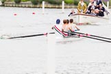 Henley Royal Regatta 2013, Thursday. River Thames between Henley and Temple Island, Henley-on-Thames, Berkshire, United Kingdom, on 04 July 2013 at 11:16, image #167