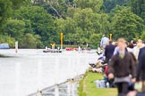 Henley Royal Regatta 2013, Thursday. River Thames between Henley and Temple Island, Henley-on-Thames, Berkshire, United Kingdom, on 04 July 2013 at 11:20, image #177