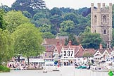 Henley Royal Regatta 2013, Thursday. River Thames between Henley and Temple Island, Henley-on-Thames, Berkshire, United Kingdom, on 04 July 2013 at 11:21, image #179