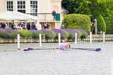 Henley Royal Regatta 2013, Thursday. River Thames between Henley and Temple Island, Henley-on-Thames, Berkshire, United Kingdom, on 04 July 2013 at 11:24, image #181