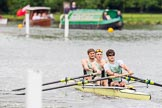 Henley Royal Regatta 2013, Thursday. River Thames between Henley and Temple Island, Henley-on-Thames, Berkshire, United Kingdom, on 04 July 2013 at 11:25, image #198