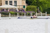 Henley Royal Regatta 2013, Thursday. River Thames between Henley and Temple Island, Henley-on-Thames, Berkshire, United Kingdom, on 04 July 2013 at 11:30, image #199