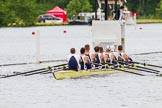 Henley Royal Regatta 2013, Thursday. River Thames between Henley and Temple Island, Henley-on-Thames, Berkshire, United Kingdom, on 04 July 2013 at 11:31, image #202