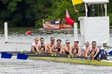 Henley Royal Regatta 2013, Thursday. River Thames between Henley and Temple Island, Henley-on-Thames, Berkshire, United Kingdom, on 04 July 2013 at 11:31, image #212