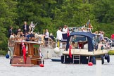 Henley Royal Regatta 2013, Thursday. River Thames between Henley and Temple Island, Henley-on-Thames, Berkshire, United Kingdom, on 04 July 2013 at 11:32, image #213