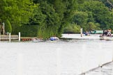 Henley Royal Regatta 2013, Thursday. River Thames between Henley and Temple Island, Henley-on-Thames, Berkshire, United Kingdom, on 04 July 2013 at 11:35, image #216