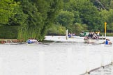 Henley Royal Regatta 2013, Thursday. River Thames between Henley and Temple Island, Henley-on-Thames, Berkshire, United Kingdom, on 04 July 2013 at 11:35, image #217