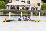 Henley Royal Regatta 2013, Thursday. River Thames between Henley and Temple Island, Henley-on-Thames, Berkshire, United Kingdom, on 04 July 2013 at 11:35, image #219