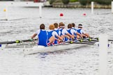 Henley Royal Regatta 2013, Thursday. River Thames between Henley and Temple Island, Henley-on-Thames, Berkshire, United Kingdom, on 04 July 2013 at 11:36, image #224