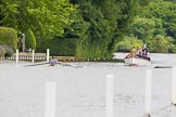 Henley Royal Regatta 2013, Thursday. River Thames between Henley and Temple Island, Henley-on-Thames, Berkshire, United Kingdom, on 04 July 2013 at 11:46, image #232