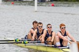 Henley Royal Regatta 2013, Thursday. River Thames between Henley and Temple Island, Henley-on-Thames, Berkshire, United Kingdom, on 04 July 2013 at 11:47, image #244