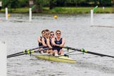Henley Royal Regatta 2013, Thursday. River Thames between Henley and Temple Island, Henley-on-Thames, Berkshire, United Kingdom, on 04 July 2013 at 11:47, image #247